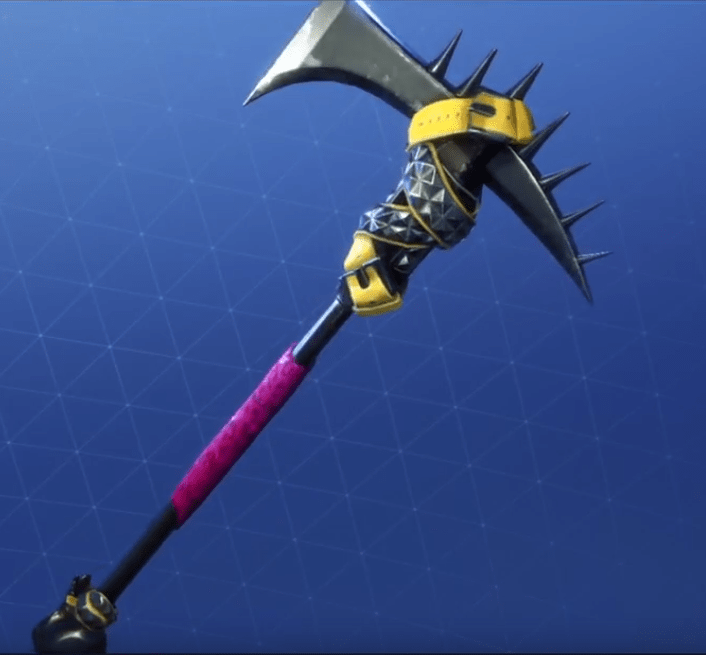Fortnite Anarchy Axe Harvesting Tool | Rare Pickaxe