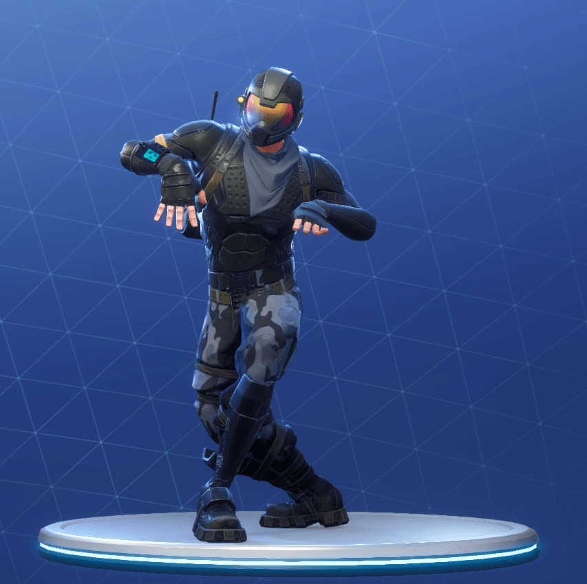 Fortnite Dance Moves Emote Common Dance Fortnite Skins