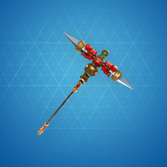 Dragon Axe Harvesting Tool
