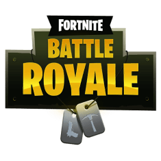 fortnite battle royale logo 300x300