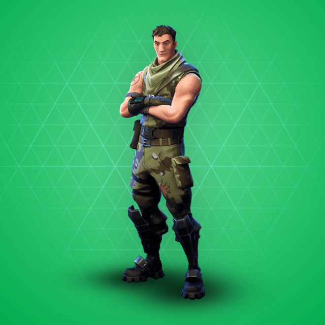 Highrise Assault Trooper Skin