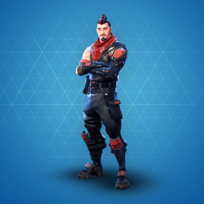Midnight Ops Skin
