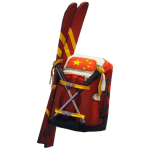 Mogul Ski Bag (CHN) icon png