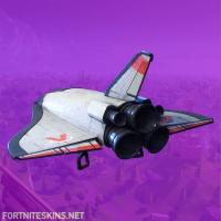 Orbital Shuttle Skin
