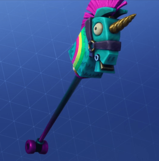 Rainbow Smash Harvesting Tool Pickaxes Fortnite Skins