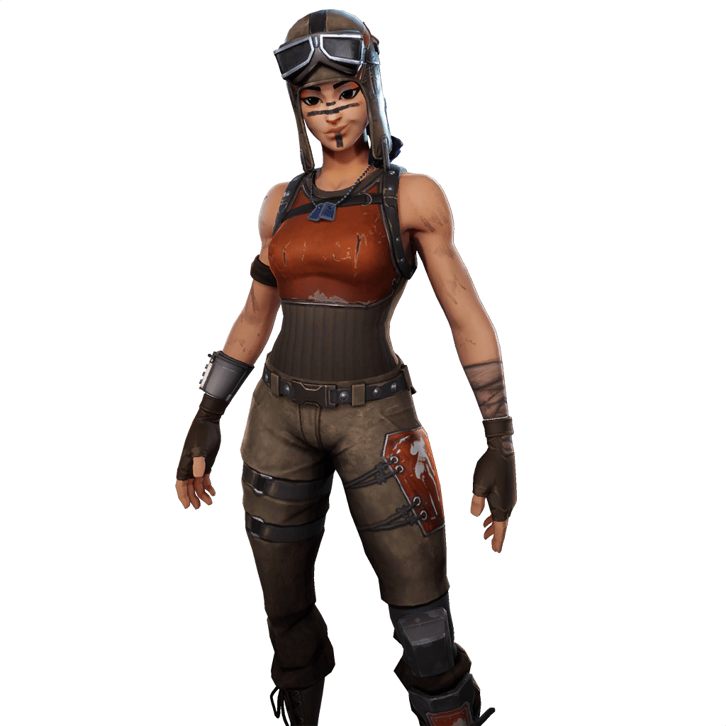 Fortnite Renegade Raider Skin Rare Outfit Fortnite Skins