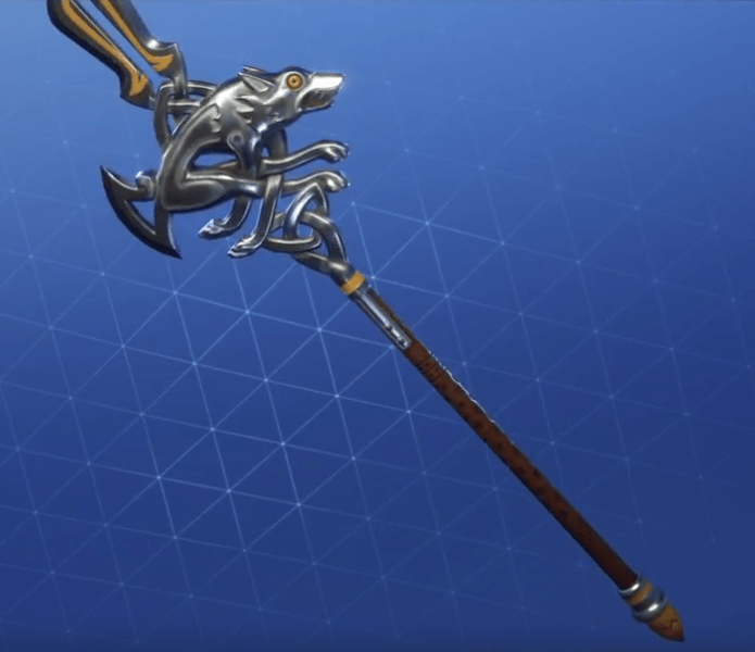 Silver Fang Harvesting Tool Pickaxes Fortnite Skins