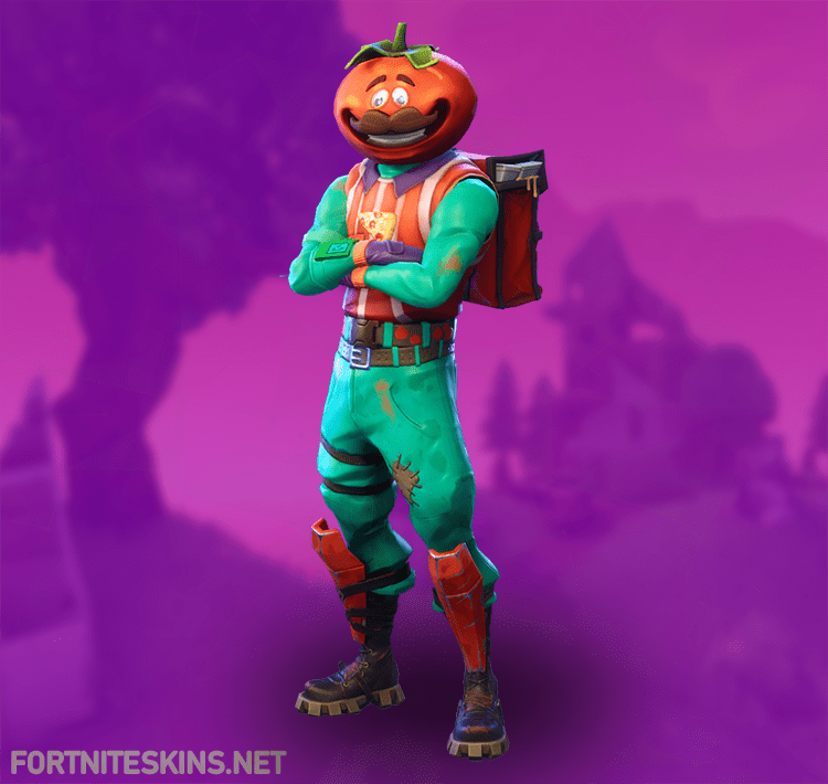 Fortnite Tomatohead Skin Epic Outfit Fortnite Skins