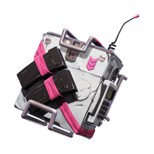 Skirmish Back Bling