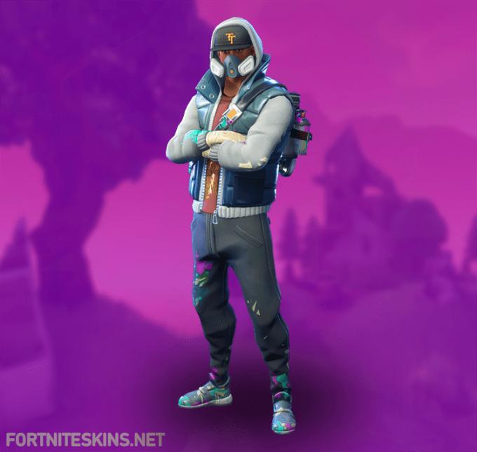 Fortnite Teknique Outfits Fortnite Skins