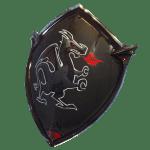 Black Shield icon png