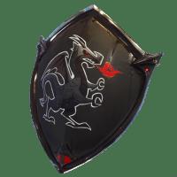 Black Shield icon