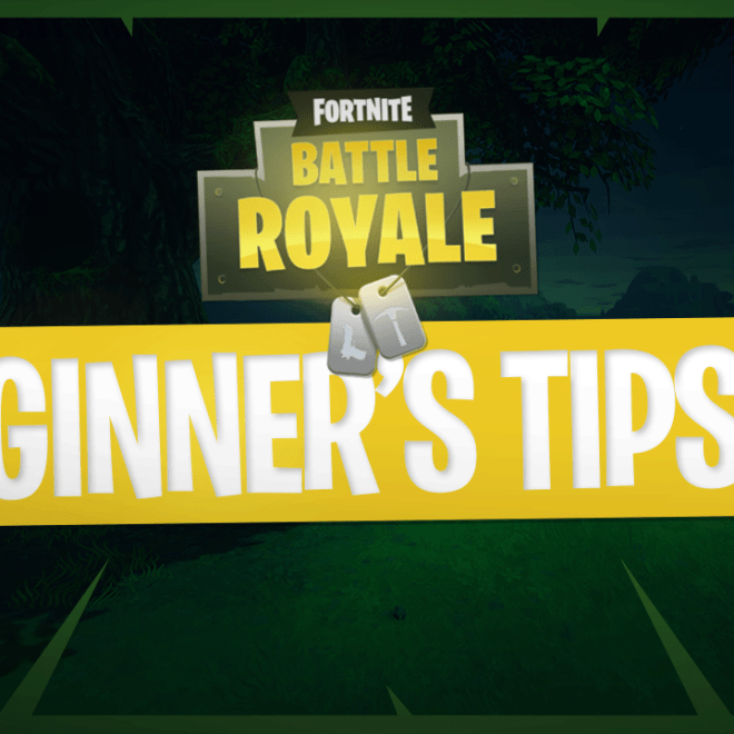 Fortnite Battle Royale: Beginner's Tips thumbnail