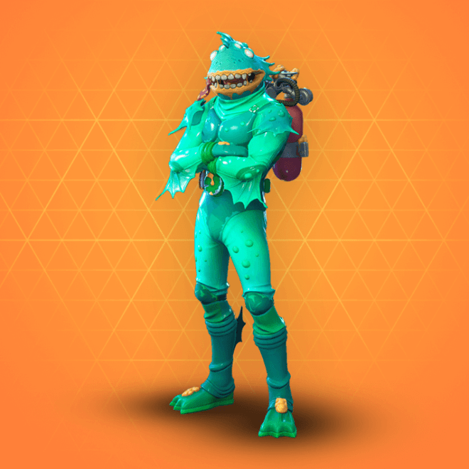 Moisty Merman Skin
