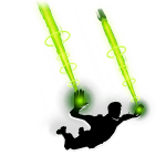 Retro Sci-Fi icon png