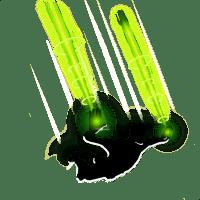 Retro Sci-Fi icon