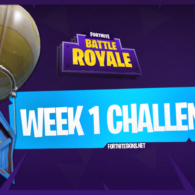 Week 1 Challenges thumbnail