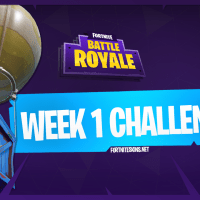 Week 1 Challenges icon