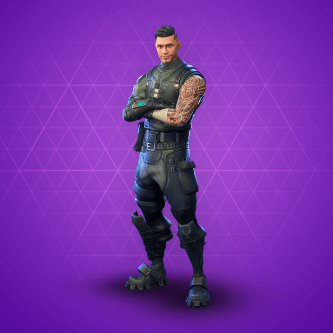 Fortnite Squad Leader Skin Epic Outfit Fortnite Skins