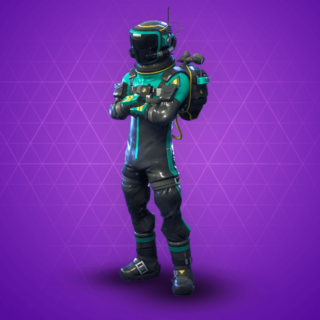 Epic Outfit - Fortnite Skins