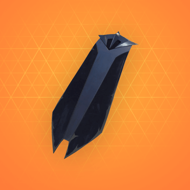 Battle Shroud Back Bling