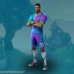 super striker outfit
