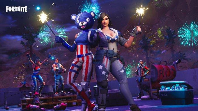 fireworks team leader wallpaper