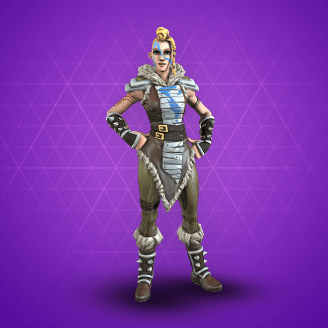 Huntress Skin