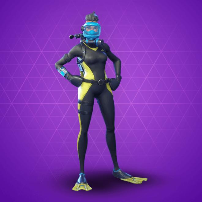 Reef Ranger Skin