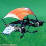 flying fish glider