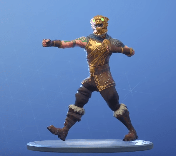 Fortnite Work It Out Emote Rare Dance Fortnite Skins
