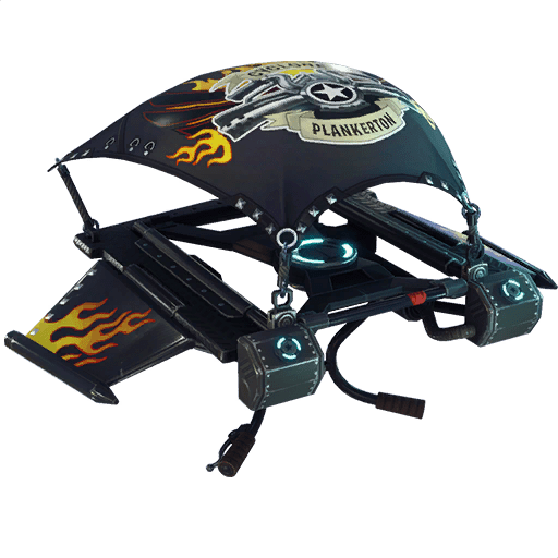 Fortnite Blaze Glider Uncommon Glider Fortnite Skins