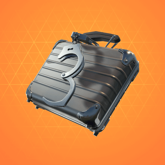 Cuff Case Back Bling