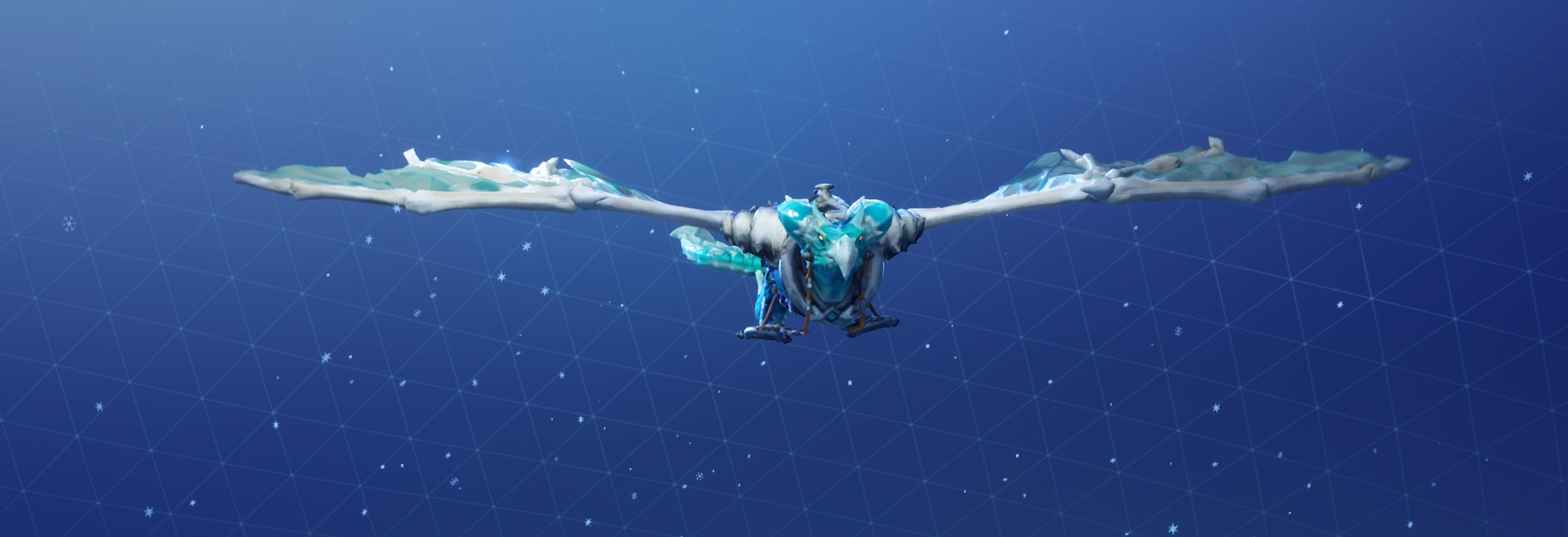gallery - fortnite ice dragon glider