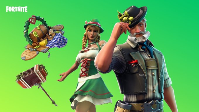 oktoberfest fortnite set