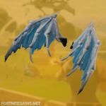 valkyrie wings back bling