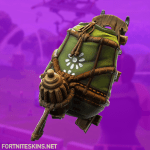 crafted carrier back bling