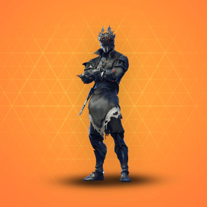 Spider Knight Skin