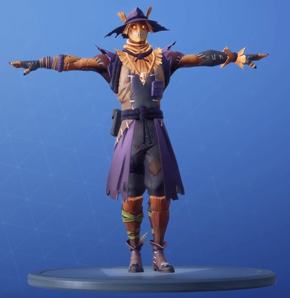 Fortnite T-Pose Emote | Uncommon Dance - Fortnite Skins