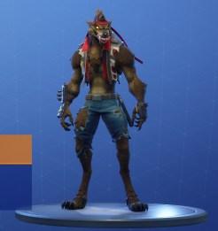 dire stage 3 brown werewolf