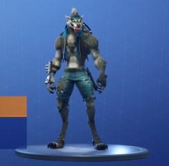 dire stage 4 grey werewolf