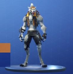 dire stage 5 white werewolf