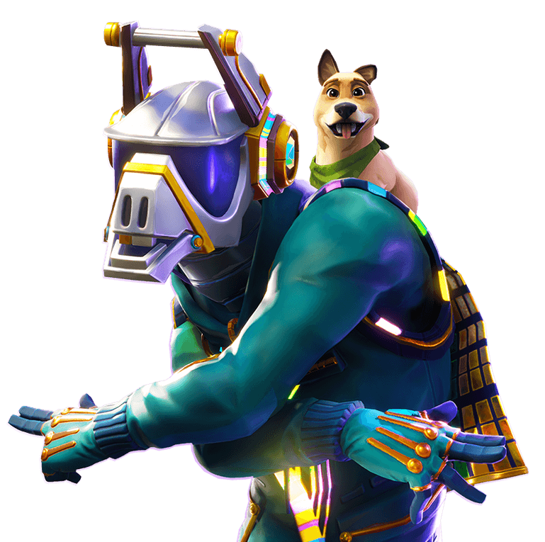Fortnite Dj Yonder Skin Epic Outfit Fortnite Skins