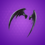 dusk wings back bling