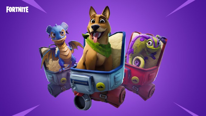 fortnite pets wallpaper