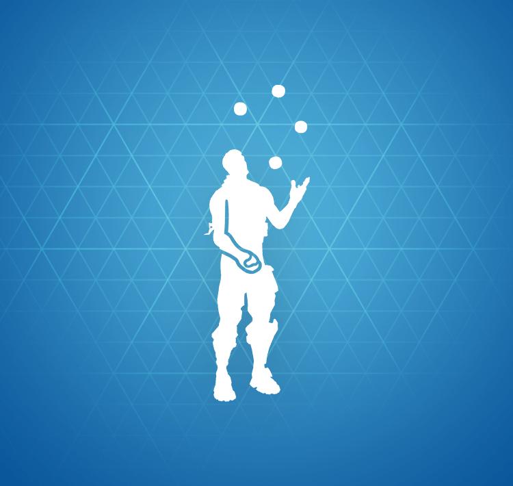 Jugglin Dance Emotes Fortnite Skins