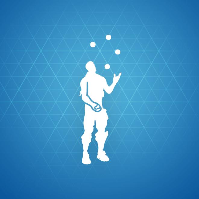 Jugglin' Emote