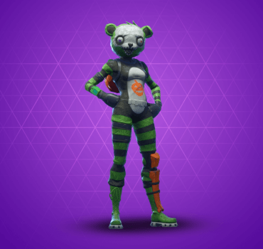 spooky team leader outfit