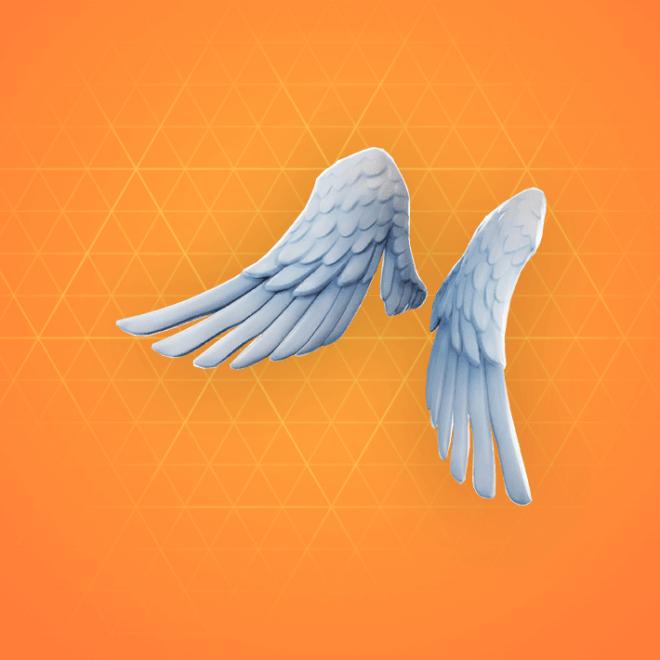 Ark Wings Back Bling