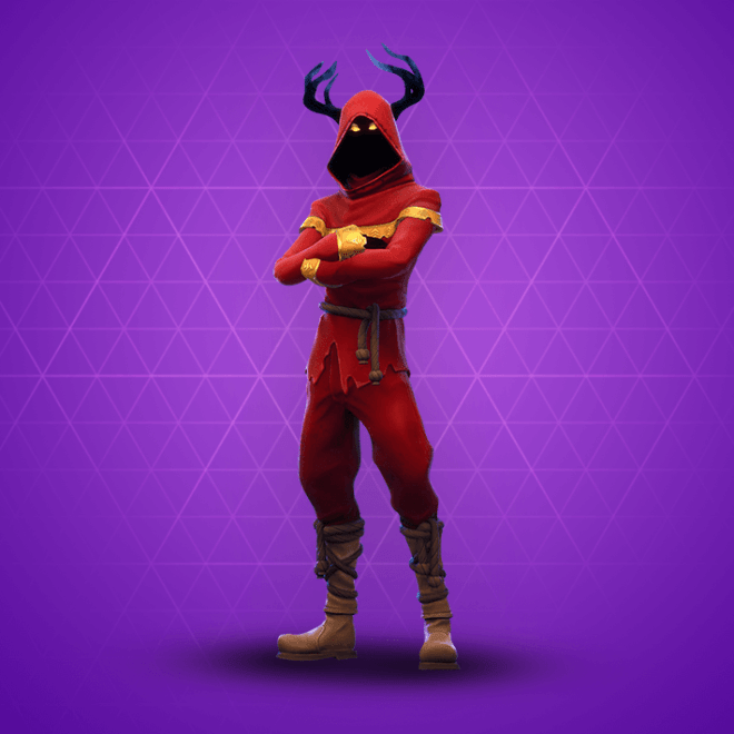 Cloaked Shadow Skin